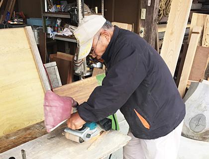 マクラメ編み台10