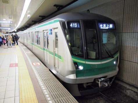 東京メトロ 千代田線 16000系 電車
