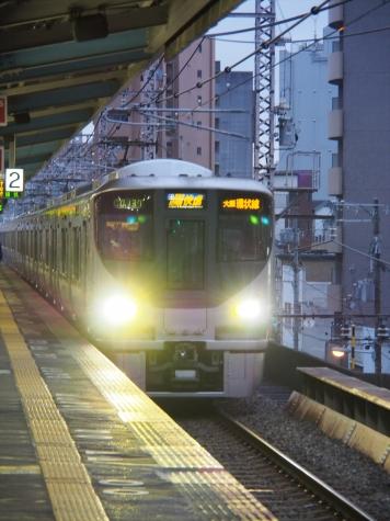 JR 大阪環状線 225系5000番台 電車