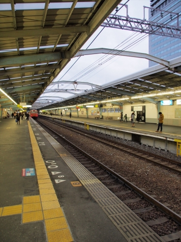 JR 大阪環状線 弁天町駅