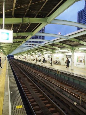 大阪市営地下鉄中央線 弁天町駅
