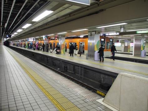阪神電鉄 梅田駅