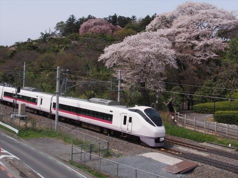 JR 常磐線 E657系 特急ひたち