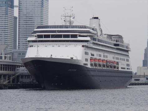 旅客船「VOLENDAM(フォーレンダム )」