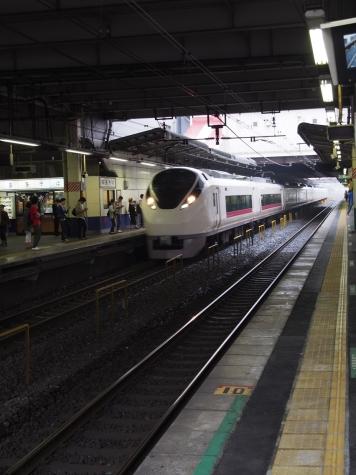 JR 常磐線 E657系 電車 特急ひたち
