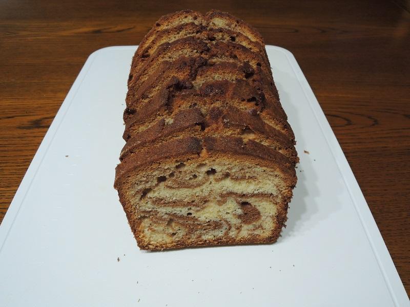 パウンドケーキ マーブル