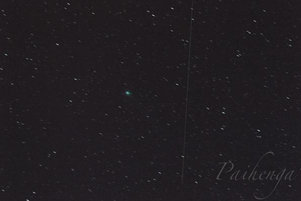 ラヴジョイ彗星