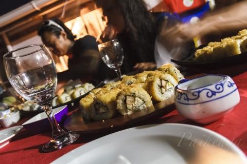 寿司パーティ