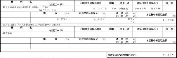個人向け国債_6期