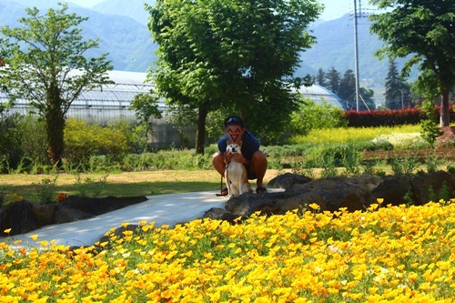 ハーブ庭園旅日記8