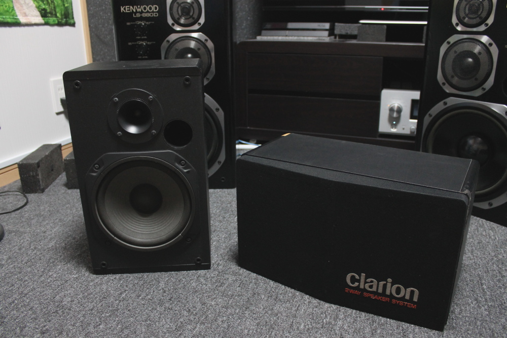 clarion MS-3600Aのユニット
