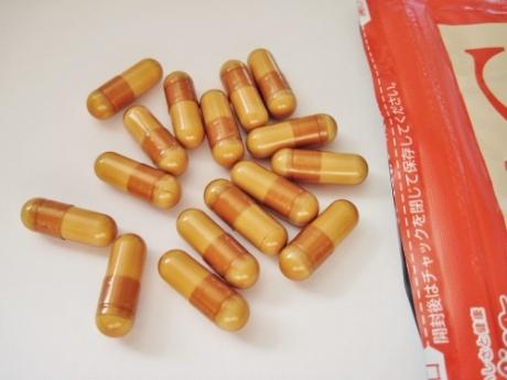 みかんポリフェノールで冷え改善、代謝促進、老けに!【グリコ αGヘスペリジン+ナノヘスぺレチン】