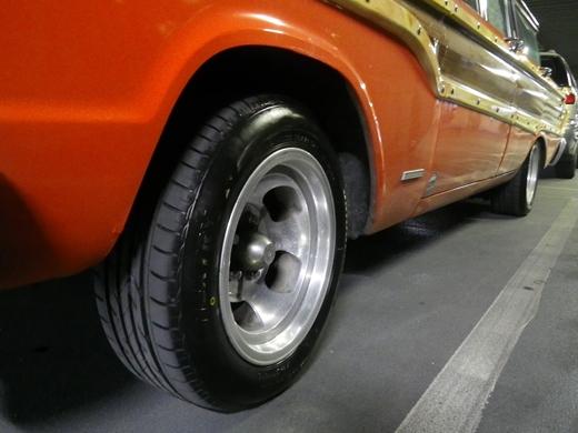タイヤ交換 (5)