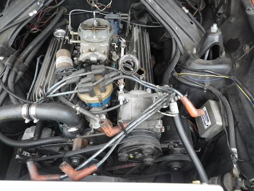 V8エンジンオイル下がり修理 (14)