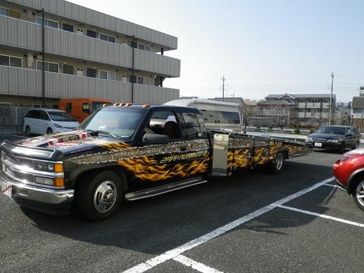 シボレー積載車