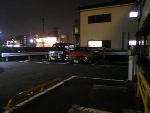 駐車場に入れない (2)