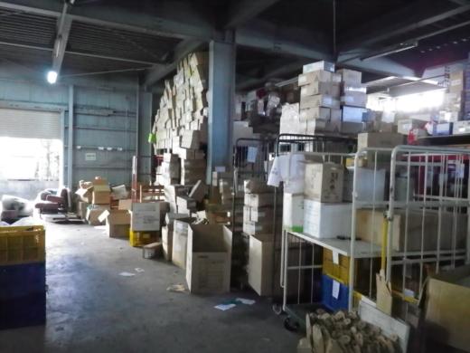 工場解体 (3)