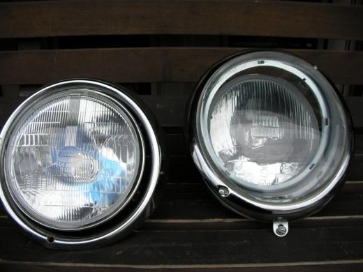 ヘッドライト (2)