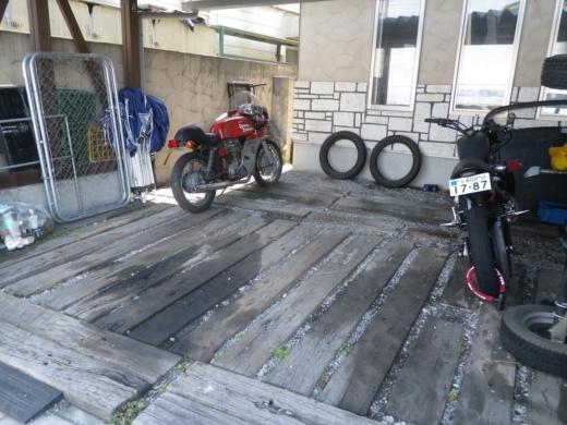 バイクの整理 (4)