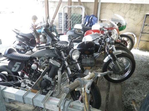バイクの整理 (5)