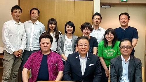 UAZ福田屋百貨店労働組合 中央執行委員会≪研修会≫!