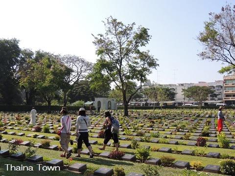 連合軍墓地