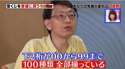 宝くじの買い方6000円