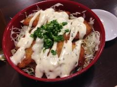 えびす丸:旬魚フライ丼