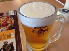 ジョイフル:生ビール