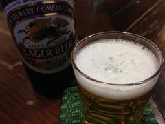 りいる:ビール