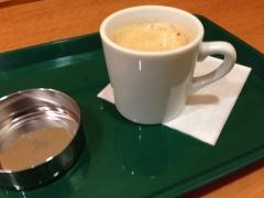 SUBWAY:コーヒー