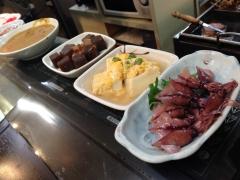 ヒザキ酒店:料理