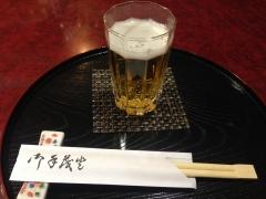 花花:ビール