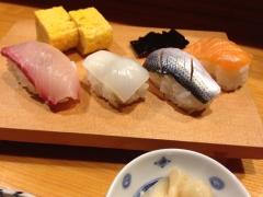鮨勝:寿司