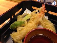 にぎりや六伝:天ぷら
