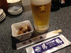 清龍:ビール