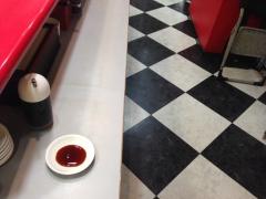 さくら寿司:店内