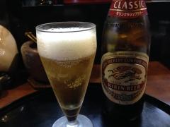 味の小屋:ビール
