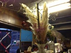 ボーロ食堂:店内