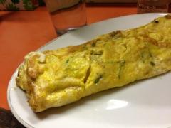 ボーロ食堂:玉子焼き